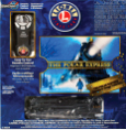 6-30218 Lionel Polar Express O Gauge Set with Lionchief Remote + Railsounds Plus 2 Free Christmas DVDs