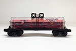 6-36151 Lionel Graves Blood Bank Tank Car