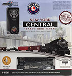 6-81261 Lionel New York Central Early Bird Flyer Ready-To-Run Set