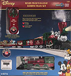 6-82716 Lionel Mickey's Holiday To Remember Disney Christmas LionChief Train Set