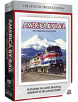 America By Rail: The Complete Collection