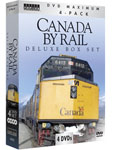 Canada By Rail: Deluxe Box Set