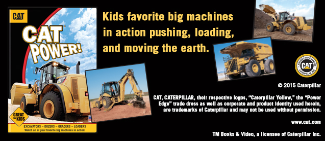 Cat Power! Construction Machines in Action