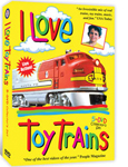 I Love Toy Trains<br>5-DVD Boxed Set