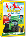 All About John Deere<br> 4-DVD Collection