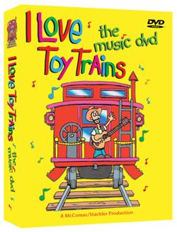 I Love Toy Trains Br The Music Dvd Www Tmbv Com