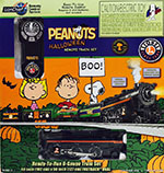 6-30214 Lionel Peanuts Halloween 4-2-4 LionChief Remote Control Train Set