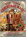 Toy Train Christmas Magic 4-DVD Boxed Set